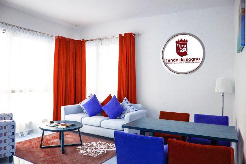 Tende per interni ed esterni tappezzeria tende da for Arredamenti interni da sogno